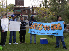 Vigil to speak out on violence against women of color (Fibonacci Blue) Tags: minnesota march photo pix rally protest picture stpaul event domestic photograph gathering mn abuse freespeech minnesotamnstpaulvigilviolencesexualwomencolorabusegatheringeventphoto