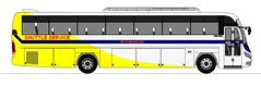 Verman Shuttle Service Daewoo SR BV 115 Cityliner (renan_sityar) Tags: bus shuttle verman