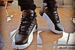 Air Jordan XII - Playoffs (Ma Got Sole) Tags: nikon air mj jordan playoffs 12 xii jordans onfeet wdywt jordanxii unds whatdidyouweartoday instagram d3100 nikond3100 magotsole