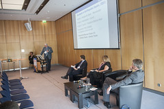 Panel at the Airbus side event