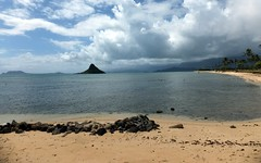 Kualoa Regional Park, Hawaii ((^_~) [MARK'N MARKUS] (~_^)) Tags: beach geotagged hawaii kualoaregionalpark geo:lat=21517711728816526 geo:lon=15783593095568085