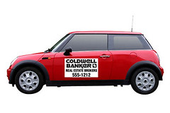 Magnetic Signs - Coldwell Banker