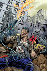 Splitface Legend cover (Loathsome Entertainment) Tags: chicago art comics comicbook splitface loathsome vigilante donwalker stevelong adriancross larrywelch splitfacelegend loathsomecomics loathsomeentertainment suicidestreet