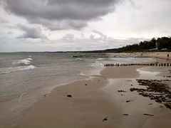 And then... (ovoo) Tags: sea beach clouds waves balticsea gone pantarhei ustka ovoo