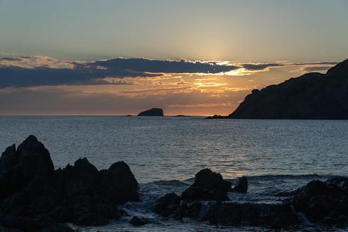 Newfounland sunset