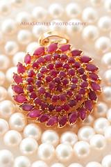 ( | Asha) Tags: jewellery pearl pendant