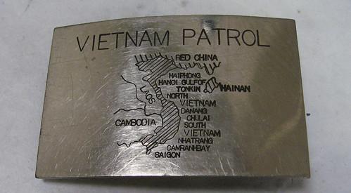 beltbuckle vietnamwar