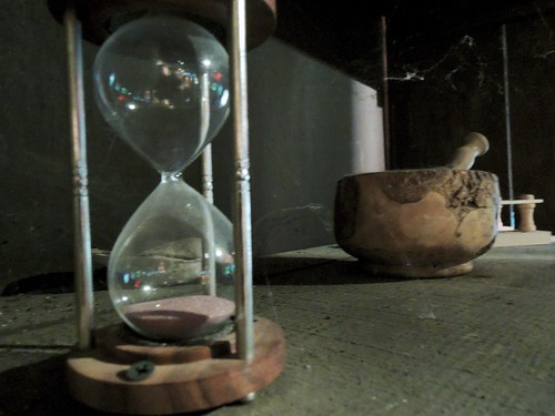 L'apprivoisement du temps (J. Dee)