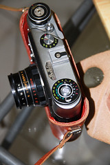 Top view (omar cruz) Tags: vintage forsale rangefinder fed 5c russianmade