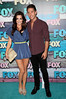 Jillian Murray and Dean Geyer Fox All-Star party held at Soho House - Arrivals Los Angeles, California