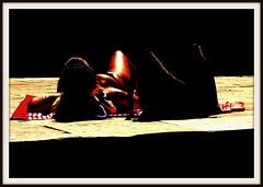 Sombra e luz III (Jos Luis Lpez Vzquez) Tags: woman naked nude nikon body jose luis silueta lopez lugo jos siluetas sixto vazquez sisto vzquez lpez ourol s8000 orol