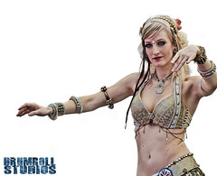 Erika (Drummy ™©) Tags: seattle summer beautiful dance movement women live july westseattle bellydance performers 2012 medfest drummy mediterraneanfantasyfestival drumrollstudios