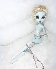 Kawaki Ice for Josh's Tribe TNSM (~~Chibiusa-Chan~~) Tags: blue ice monster nude high model pretty fierce contest elements chic elegant modelling lagoona tnsm