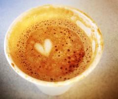 Monday Morning Coffee (spieri_sf) Tags: flickrhq foursquare:venue=4b144582f964a5204aa023e3