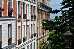 _DSC0050 (R.Iznardo) Tags: street paris france french calle montmartre sacrcoeur rue francia pars parigi placedutertre