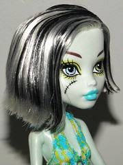 Skull Shores Frankie (~Ravie) Tags: dolls target exclusive mattel frankiestein monsterhigh skullshores
