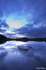 Beauty is kind of Purple (CJsarp) Tags: canon landscape 1740 sarpsborg stenbekk ndgrad 5dclassic flickrstruereflection3 flickrstruereflectionlevel1 vestvannet