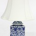 95. Contemporary Porcelain Table Lamp