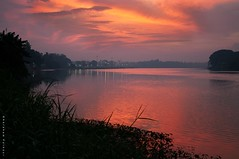 Dawn Magic (puthoOr photOgraphy) Tags: river riverside kerala dk lightroom periyar d90 aluva adobelightroom nikond90 lightroom3 imagicland riverperiyar puthoor gettyimagehq puthoorphotography