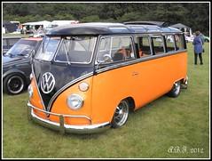 VW Caravanette (Alan B Thompson) Tags: picasa olympus van eastanglia 2012 sp590uz