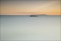 Portland View (Ben Locke.) Tags: longexposure sunset sea portland landscape coast dorset