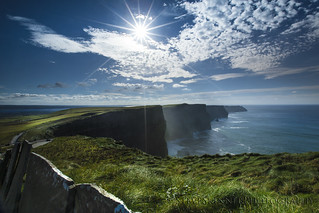 A Little Sparkle - Cliffs of Moher - Explore