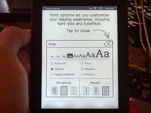 amazon gadget paperwhite booya kindle (Photo: BooyaGadget on Flickr)