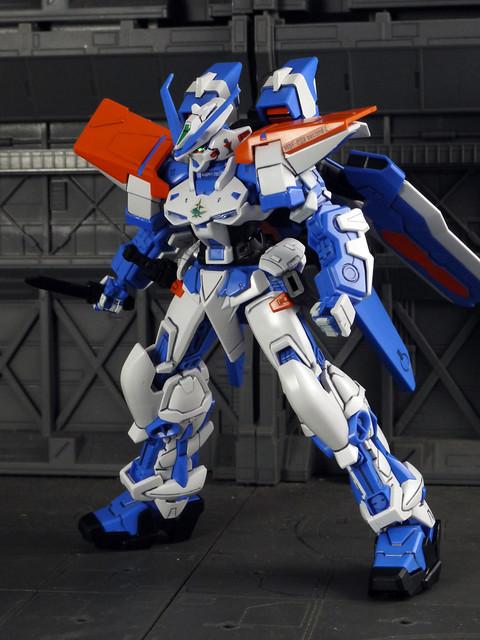 Gundam Astray Blue Frame Second L