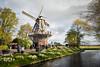 Windmill of Keukenhof (Glenn Shoemake) Tags: holland windmill keukenhof canonef1635f28lii