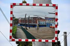 Vossloh/Kiepe Tramlink 6N2 #602 RSAG Rostock (3x105Na) Tags: germany deutschland tram rostock strassenbahn 602 zajezdnia hansestadt tramlink tramwaj mecklenburgvorpommern odbicie niemcy 6n2 rsag vosslohkiepe