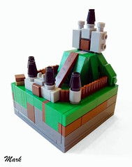 Motte and Bailey Castle (Mark of Siloam) Tags: castle mark micro siloam summerjoust