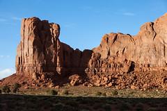 Big Sandstone Walls (jpmckenna - Denali Bound) Tags: arizona landscape sandstone desert highdesert monumentvalley navajotribalpark getoutside