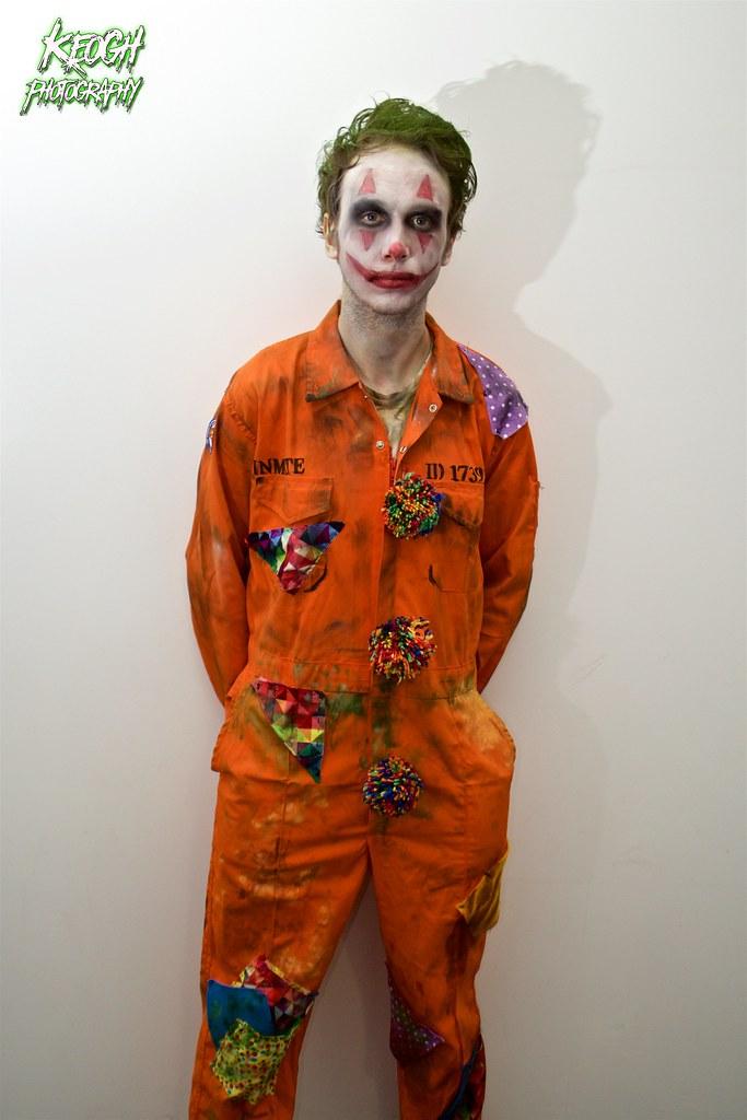 Arkham asylum jumpsuit