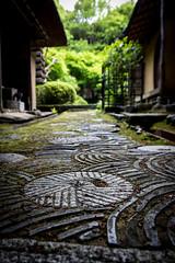 Nobotokean Temple, Kyoto (Christian Kaden) Tags: japan temple kyoto tea   kioto kansai tee teahouse teaset tempel    grindingstone  teehaus teaservice  chashitsu  mahlstein   teegeschirr   teautensils teeutensilien steinmrser  nobotokean