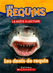 Les dents de requin (Vernon Barford School Library) Tags: new school fish animals french reading book shark high marine underwater library libraries teeth reads books read paperback cover junior sharks covers bookcover middle vernon undersea français recent bookcovers languages nonfiction paperbacks foreignlanguages sharkteeth foreignlanguage barford lote softcover marineanimals secondlanguage languagesotherthanenglish vernonbarford softcovers secondlanguages 9781443145541