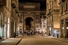 Centro della citta (cyrcra) Tags: street night florence firenze rue nuit