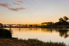Bord de Loire (romainlorthois) Tags: sunset nevers borddeloire
