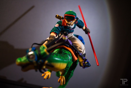 Son Gokou Desktop Real McCoy Series 01 Repaint ver. - Dragon Ball Z