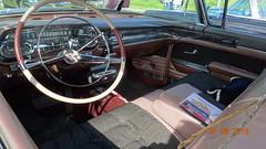 58072 (caddy58) Tags: car big power sweden cadillac eldorado 50s 51 50 55 deville 53 54 coupe meet 56 fins caddy 57 59 52 58 2016 convertibel nossebro