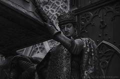 Tomb (Lydia Tausi Photography) Tags: trip travel sculpture espaa beautiful beauty canon 50mm sevilla spain tomb catedral seville escultura tumba turismo cristobalcolon eos500d lydiatausi