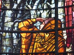 Annunciation (robin_birdie) Tags: burnejones birminghamcathedral