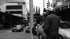DSC09504 (A Common Courtesy) Tags: camera new bw white black color monochrome night 50mm photo day minolta bokeh sony pg mc auckland zealand adapter wellington common courtesy 5a nex a fotodiox 14rokkor nex5a focuspeaking