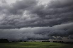 The sky is crashing (Davide Bon) Tags: storm rain clouds nikon darkness land fields thunderstorm thunder friuli colloredo 35mm18 vsco nikond7100 vscofilm igersfvg