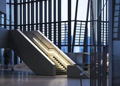 Stairways (Easy_FFM) Tags: frankfurt ecb ezb europeancentralbank europischezentralbank nachbarschaftstag