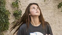 beware the golden snitch (Pejasar) Tags: girl teen kennedy antigua guatemala escuelaintegrada soccer ball expectation