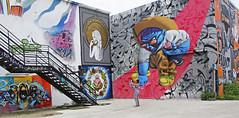 Houston Street Art + (Ellsasha) Tags: streetart colors painting photography graffiti texas colours photographer houston canoneos60d
