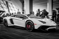 Lamborghini Aventador SV (FT90) Tags: lamborghini lambo aventador autoshow 7004