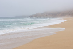 Sand lines my soul (pixelmama) Tags: california 55 montara mybirthday montarabeach montarastatebeach doublenickel pixelmama