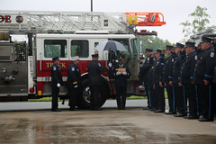 160603-A-DD264-143 (Fort Meade) Tags: usa rain urn md salute firetruck firedepartment fortgeorgegmeade