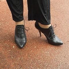 2016 - 06 - 10 - Karoll  - 004 (Karoll le bihan) Tags: shoes heels stilettos chaussures escarpins